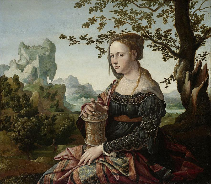 Jan van Scorel, Maria Magdalena