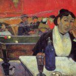 Gauguin cafe Arles