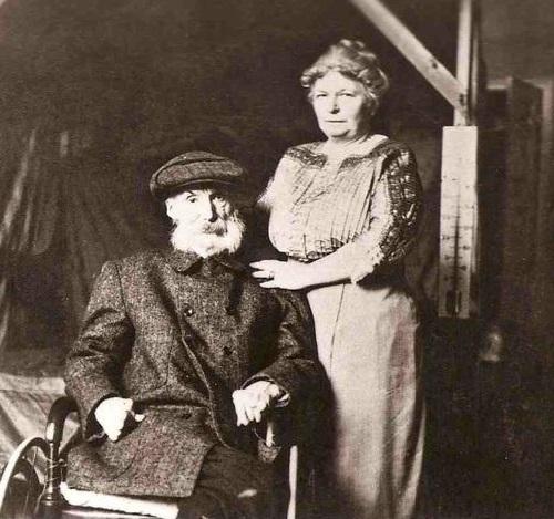 Pierre en Aline Renoir
